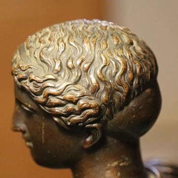 Bronze Bust of Diana?