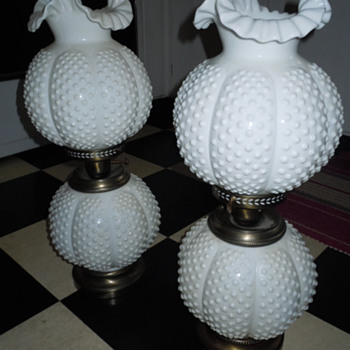 Antique Lamps - Lamps