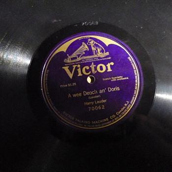 A WEE DEOCH AN' DORIS  - Records
