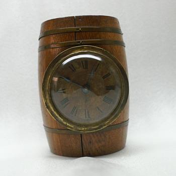 Barrell Clock - New Haven - Clocks