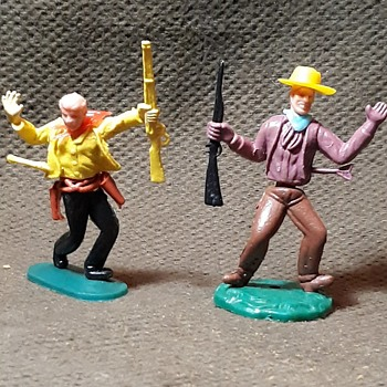 The Wounded Wild West This Time Wounded Cowboys and Indians - Toys