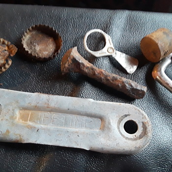 gravel driveway finds - Tools and Hardware