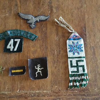 Unknown WWII items - Sporting Goods