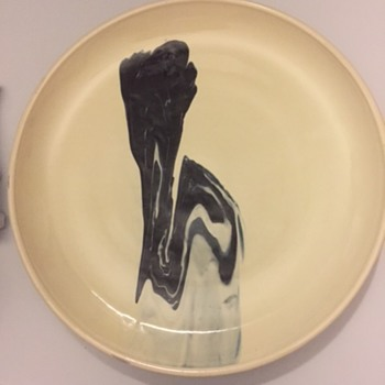 Decorative plate - possibly Italian?