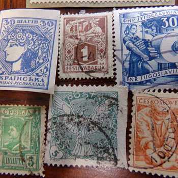 Eastern European Stamps - Stamps