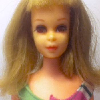 1966-1967 Francie Doll