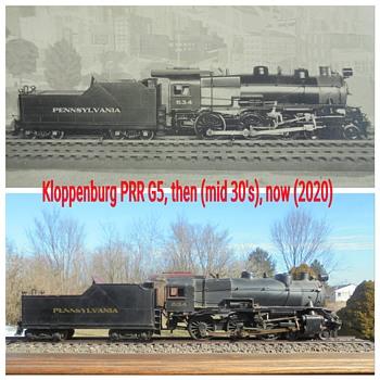 Custom/Scratch Built O Scale Locomotive  - Model Trains
