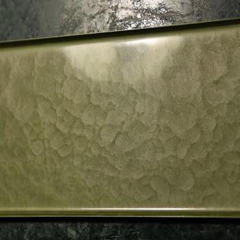 Moire Glaze Small Tray from Pasadena