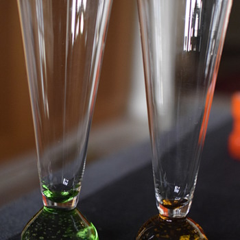 Bulb Glasses - Glassware