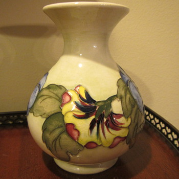 My 1st Moorcroft! - Pottery