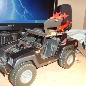g i joe jeep    - Toys