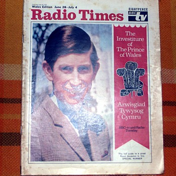 1969-bbc-tv/radio programmes guide-weekly issue-'radio times'.