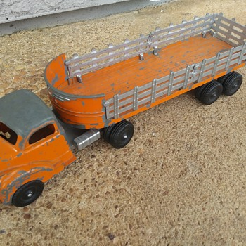 Hubley Stake Truck - Toys