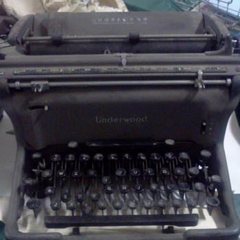 typewriters i found   - Office