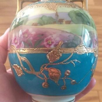 L&co Nippon Vase - Asian