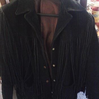 Cowboy girl jacket