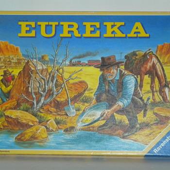 Eureka Board Game - Games
