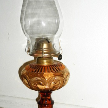 Kerosene Lamp - Lamps