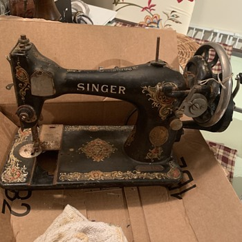 Vintage singer sewing company - Sewing