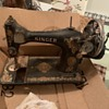 Vintage singer sewing company