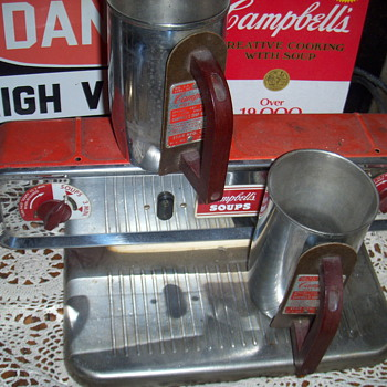 campbells food electric mugs - Kitchen