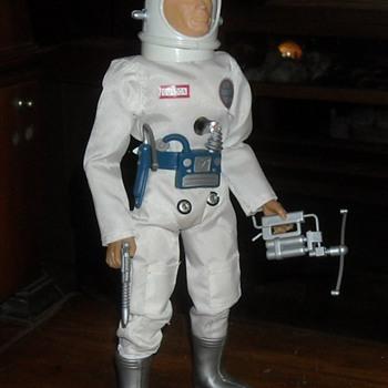 Captain Action Flash Gordon Playing Mantis - Toys