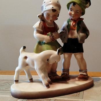My Grandmother's Favorite Figurine