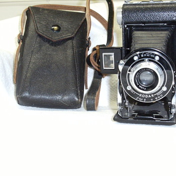 1927-1929 Kodak camera - Cameras