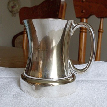 Henry Turner   Paddington   Silver??? Silverplated??? - Silver