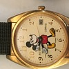 A few vintage Mickey Mouse Automatic Wristwatches