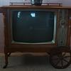 Packard Bell Cart Television