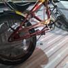 Vintage harley davidson bicycle