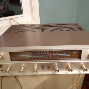 Lafayette LR-400 Stereo Receiver  - Electronics