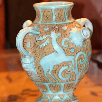 Italian Pot - Pottery