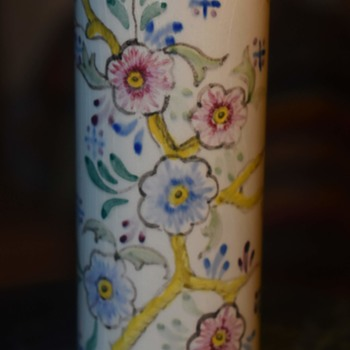Majolica Carvalhinho Bud Vase - Pottery
