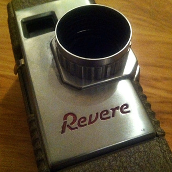 Revere Eight Model Fifty Movie Camera