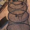 Vintage 9ft fish trap