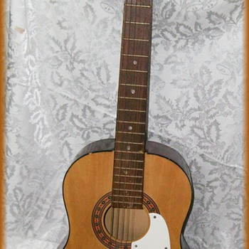 Vintage Youth Guitar -- Unknown Maker