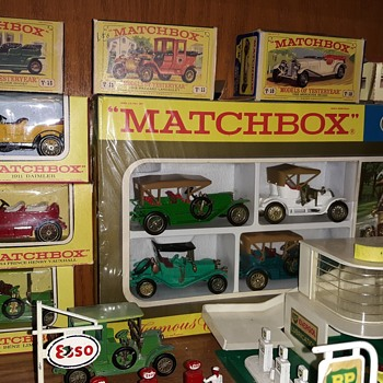 Mega Memorial Mechanical Matchbox Monday Matchbox Models of Yesteryear 1960s - Model Cars