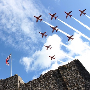RAF Red Arrows - Photographs