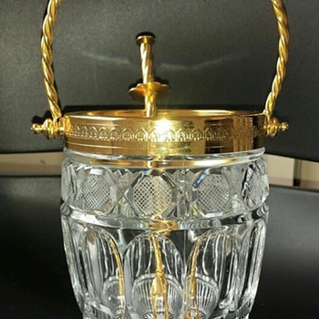 Fancy Ice Bucket - Glassware