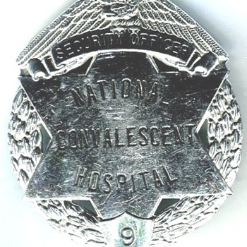Milwaukee Mystery Badge - Medals Pins and Badges