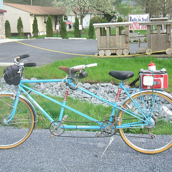 not another tandem  i think  french  and around  1970 ? - Sporting Goods
