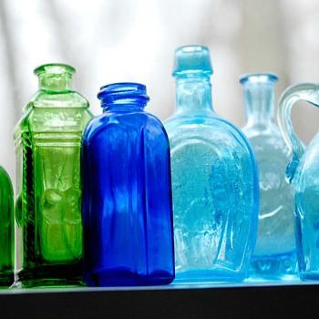 Bitter Bottles - Bottles