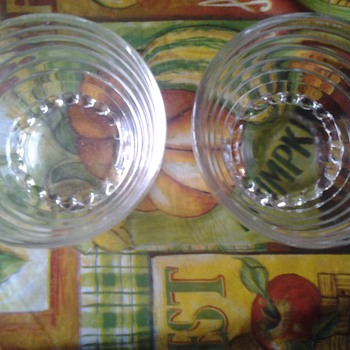 Manhattan Boopie aka Candlewick berry bowls? - Glassware