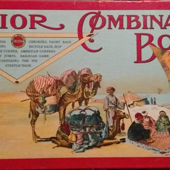 Junior Combination Board from 1905! - Games