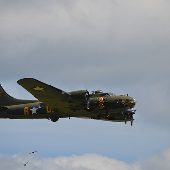 Duxford airshow May 2014 - Military and Wartime