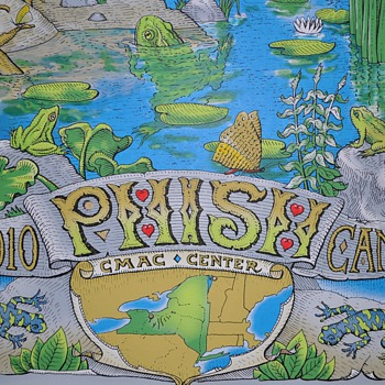 Phish poster by David Welker - Posters and Prints