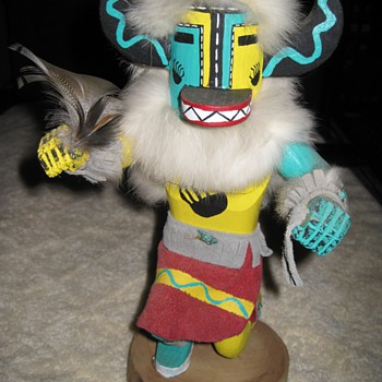 Lonora Jones Hototo - Buffalo kachina - Native American