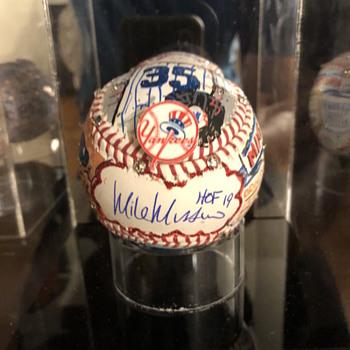 Mike Mussina Fazzino Baseball - Baseball